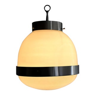 Sergio Mazza Mid Century Modern Ceiling Lamp for Artemide For Sale