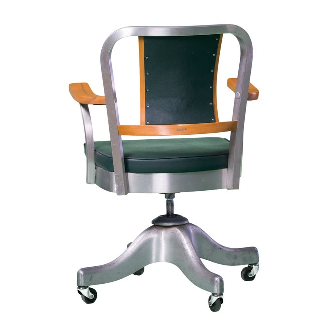 Shaw Walker Industrial Desk Chair - Image 3 of 3