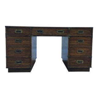 Bernhardt Campaign Partner Desk For Sale