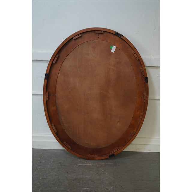 Bob Mackie American Drew Art Deco Mirror For Sale - Image 4 of 10