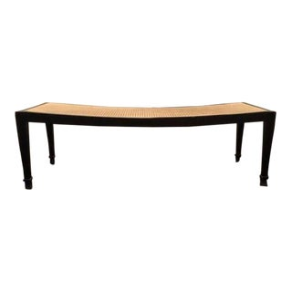 J Robert Scott Rare British Colonial Scoop Bench For Sale