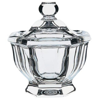 Baccarat Harcourt 1841Missouri Jam Jar For Sale