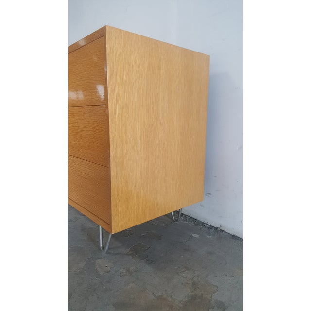 Mid-Century Modern 1960s Mid Century Modern George Nelson for Herman Miller Chest of Drawers For Sale - Image 3 of 10