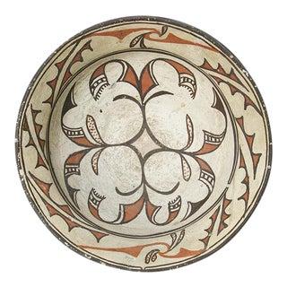 Zuni Dough Bowl, circa 1900