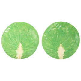 Image of Green Decorative Plates