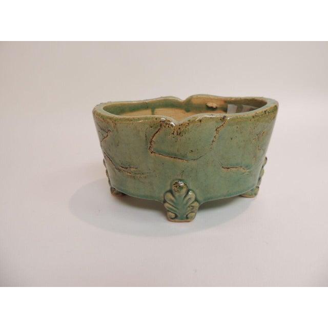 Vintage Chinese Ceramic Planter - Image 4 of 5