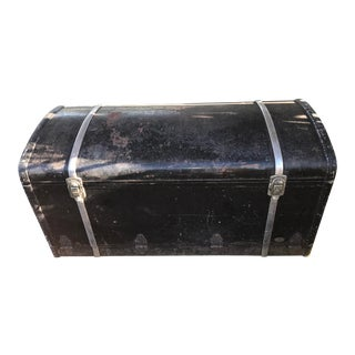 Vintage Cadillac Luggage Trunk Chest For Sale