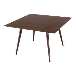 Mid-Century Modern Paul McCobb Square Center Birch Coffee Table For Sale