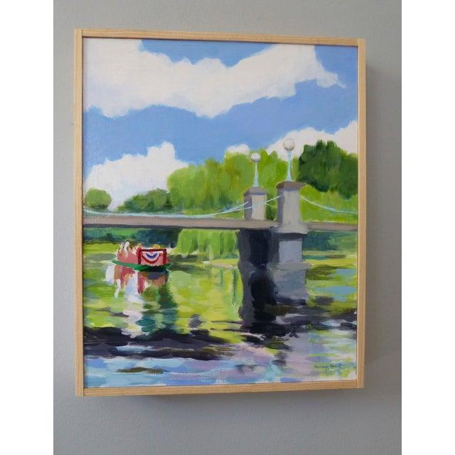"""""""Swan Boat"""" -Boston Public Garden - Image 4 of 5"""