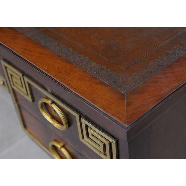 Fine French Ormolu-Mounted Desk, by Forest For Sale - Image 10 of 11