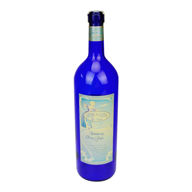 Luna di Luna Wine Display Bottle For Sale