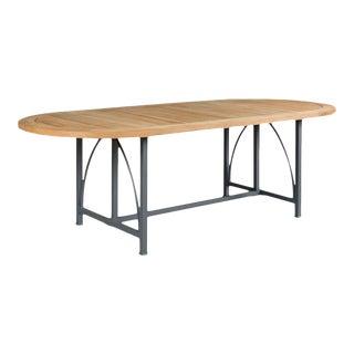 Woodbridge Squared Leg Dining Table For Sale