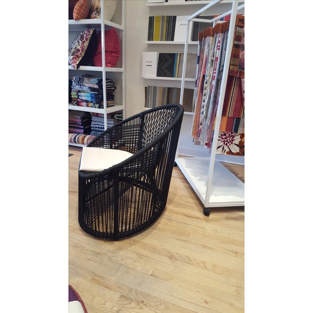Contemporary Roberta Schilling Pet Poltrona Chair For Sale - Image 3 of 5
