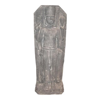 Standing Buddha Cement Statue For Sale