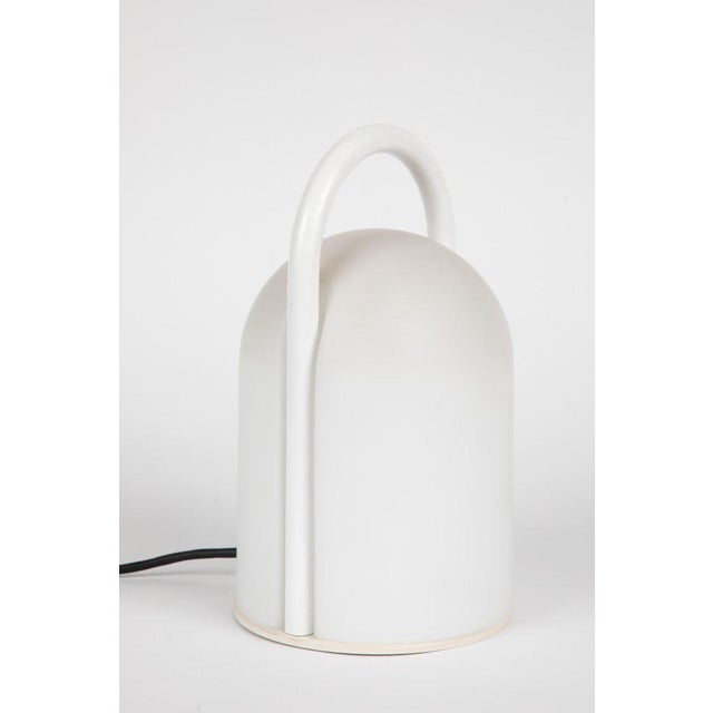 Large Romolo Lanciani 'Tender' Table Lamp for Tronconi For Sale - Image 13 of 13