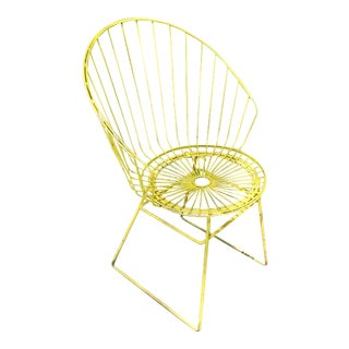 Wire Chair by Cees Braakman for Pastoe 1950's For Sale