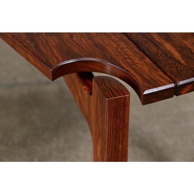 Bud Tullis Studio Craft Coffee Table - Image 6 of 8