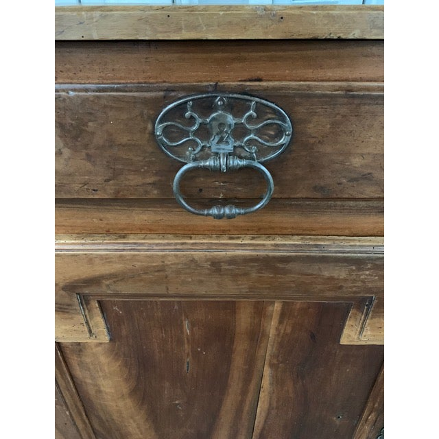 Early 18th Century 18th Century French Provincial Buffet For Sale - Image 5 of 9