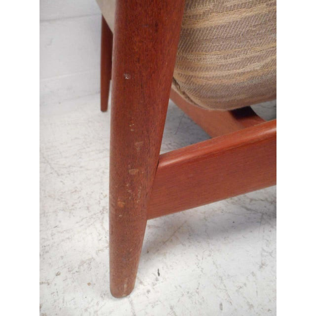 Midcentury Lounge Chair by Dux For Sale - Image 11 of 13