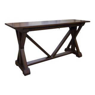 Fremarc Designs Montage Console Table For Sale