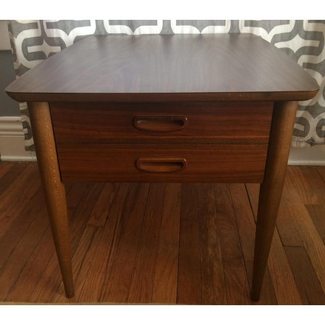 Mid-Century Lane End Tables - A Pair - Image 4 of 9