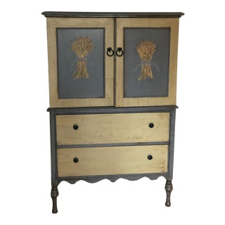 19th Century Cabinet/Chest of Drawers For Sale