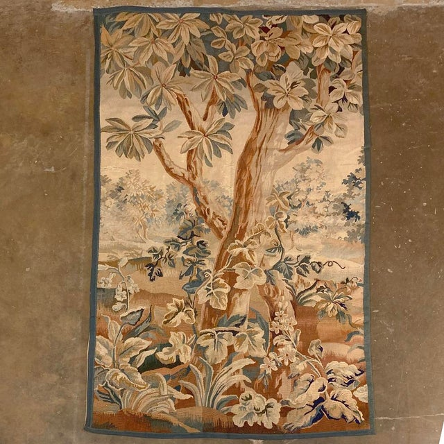 18th Century Oudenaarde Tapestry For Sale - Image 4 of 11