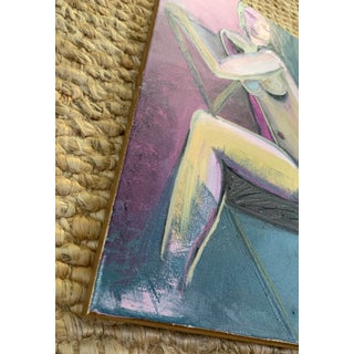 Contemporary Original Modern Nude Painting Preview