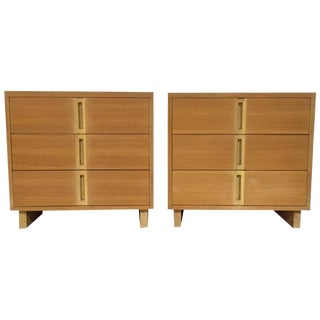 Pair of Mid-Century Modern Chests For Sale