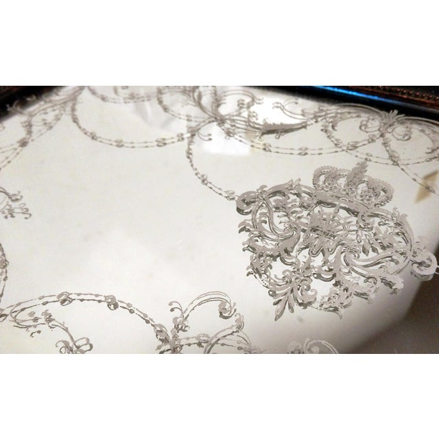 Victorian Mirrored Vanity Tray - Image 5 of 7
