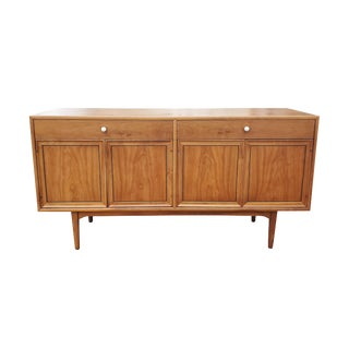 Mid-Century Credenza by Kip Stewart for Drexel For Sale