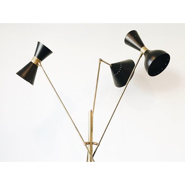 Vintage Italian Floor Lamp - Image 3 of 4