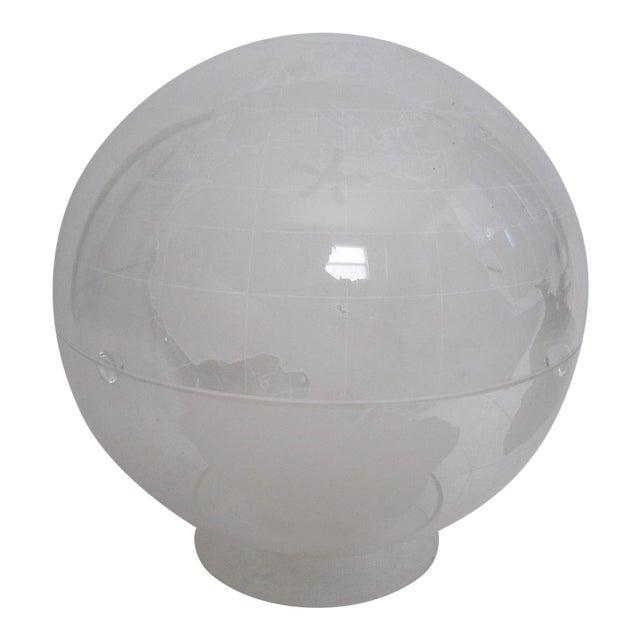 Modern Globe Ice Bucket For Sale