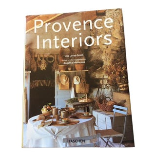 Provence Interiors Coffee Table Book