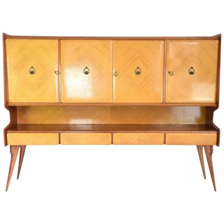 Italian Mid-Century Buffet in the Manner of Ico Parisi, 1950's For Sale