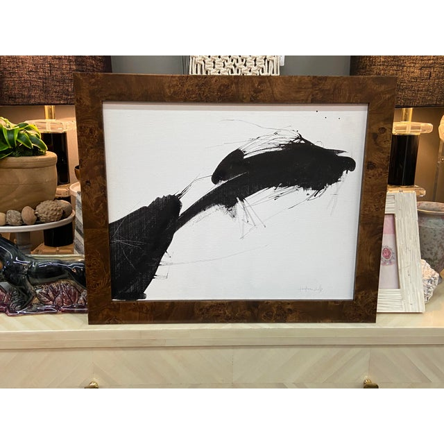 Gianfranco Cioffi Sumi Ink Painting For Sale - Image 12 of 12