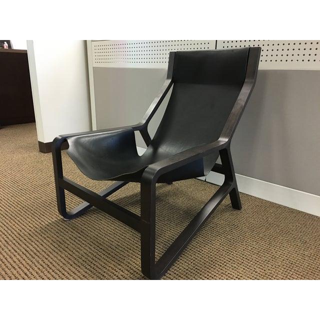 Toro Lounge Chair & Ottoman - Image 6 of 6