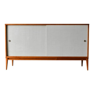 Paul McCobb Planner Group Maple Cabinet, Circa 1965 For Sale
