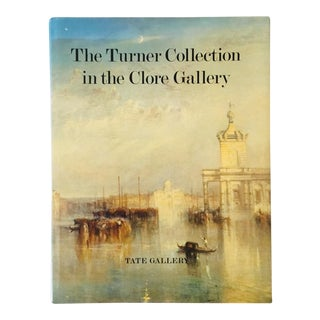 "1987 ""The Turner Collection"" First Edition Tate Gallery Exhibition Art Book For Sale"