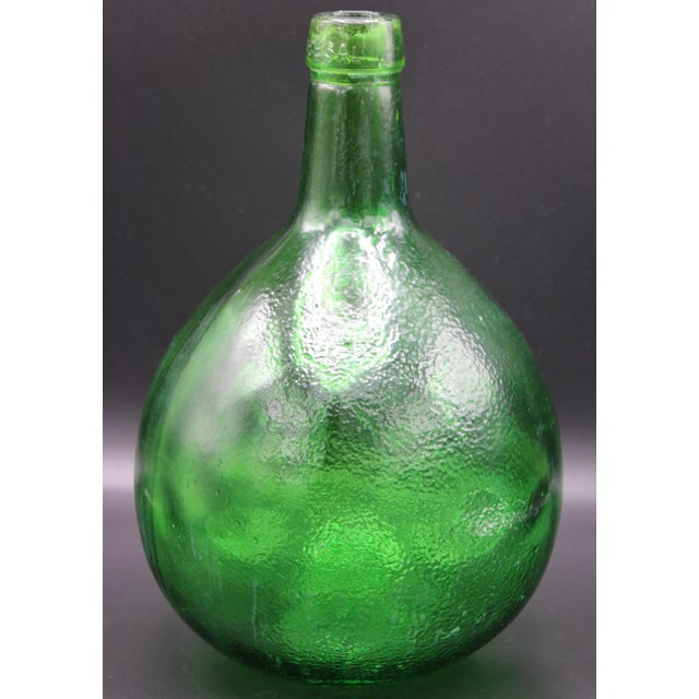 Antique French Demijohn For Sale - Image 10 of 10
