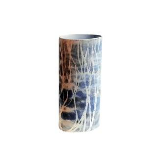 Vintage Andersen Design Grey Birch Prototype Vase For Sale