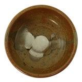 Image of Ceramic Cave Drop Bowl For Sale