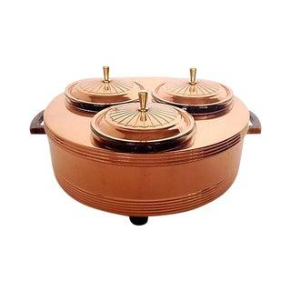 Forman Family Copper Food Warmer