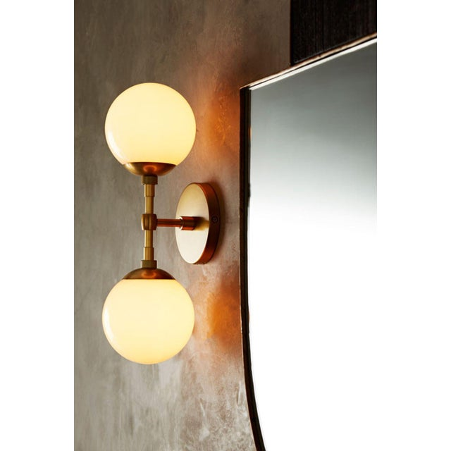 Arteriors Lianna Wall Mirror For Sale - Image 5 of 7