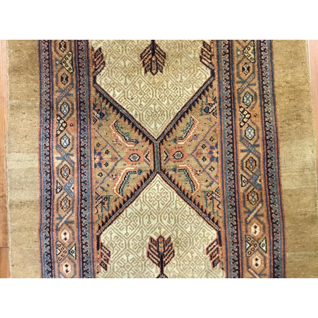 Antique North West Persian Hall Runner - Image 4 of 5