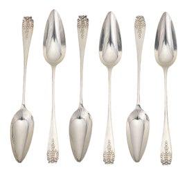 Image of Art Nouveau Sterling Silver