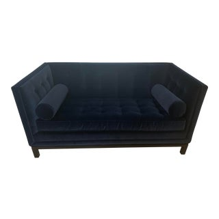 Modern Jonathan Adler Lampert Loveseat For Sale