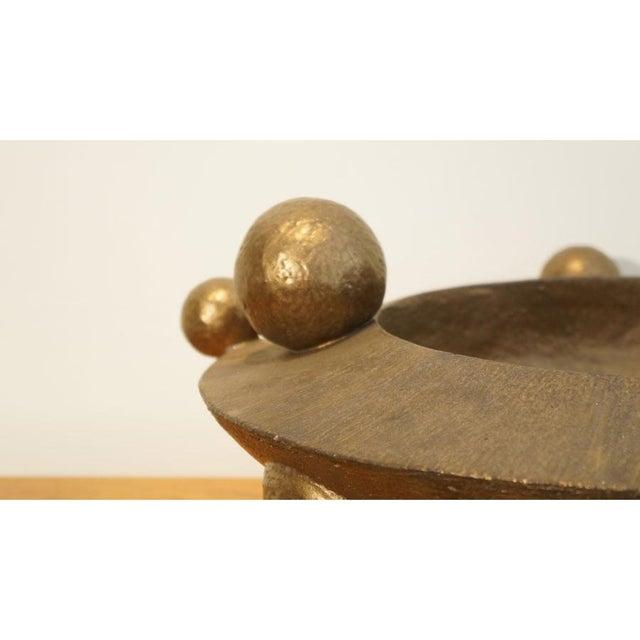 Bronze Orb Vessel - Image 5 of 8