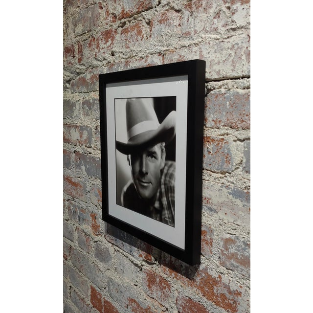 Randolph Scott - 1940s Hollywood Portrait by George Hurrell -Signed For Sale In Los Angeles - Image 6 of 8