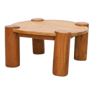 Heavy Solid Wood Coffee Table